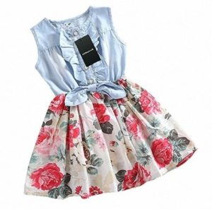 Princess Dress for Little Daughter