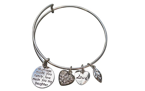 Daughter in Law Bracelet Bangle