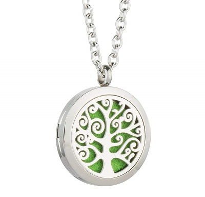 Fragrance Diffuser Necklace for Daughter-in-Law