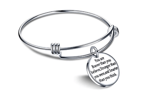 Inspirational Bracelet for Daughters