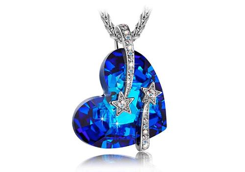 Lady Color Sapphire Necklace