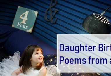 Daughters Birthday Poems from Mothers